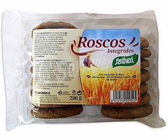 SANTIVERI Roscos Integrales 225 Gramos