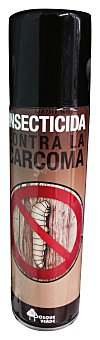 Bosque Verde Insecticida spray carcoma Bote de 250 ml