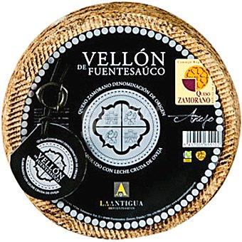 VELLÓN DE FUETESAÚCO Queso elaborado con leche cruda de oveja D. O. Zamorano pieza 2,850 kg