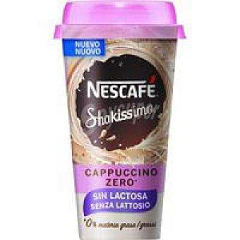 Nescafé Café capuccino light sin lactosa Vaso 190 ml