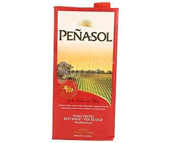 Peñasol Vino tinto común envase 1 l