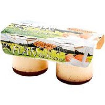 VILLAVILLERA Flan de huevo Pack 2x120 g