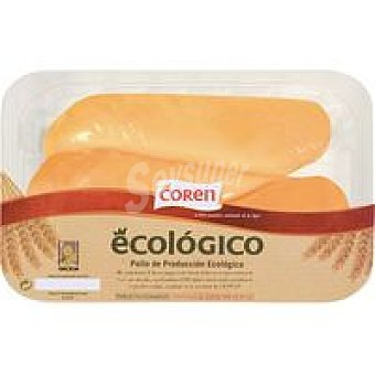 Coren Pechugas de pollo ecológico 380 g