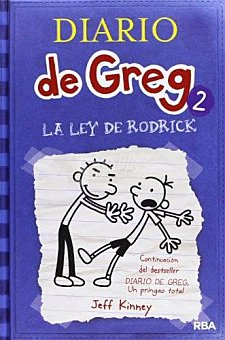 MOLINO Diario de Greg 2 : la ley de Rodrick