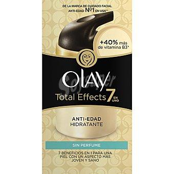 Olay Total Effects 7 en 1 crema hidratante de día sin perfume Dosificador 50 ml