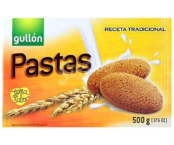 Gullón Pastas tradicionales de coco Paquete de 500 gramos