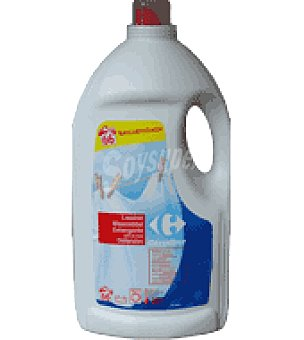 Carrefour Detergente líquido regular 5l 66 lavados