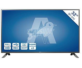 """Lg Televisión 32LF650V 32"""" LED Full HD, smart TV, 3D, USB reproductor y grabador, hdmi, 900HZ. Televisor de mediano formato. 1 Unidad"""