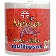 Plus papel de cocina multiusos 320 servicios Paquete 1 rollo NEVIA