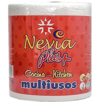 NEVIA Plus Rollo de cocina multiusos 320 servicios Paquete 1 rollo