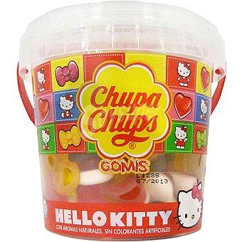 Chupa Chups Gomis. Caramelos de goma con aromas naturales cubo 300 g