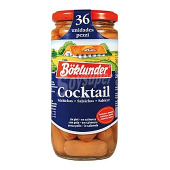 Boklunder Salchicha cocktail 250 g