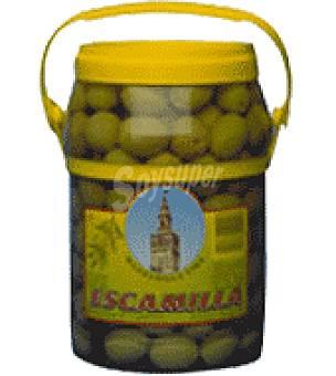 Escamilla Aceitunas verdes manzanilla con hueso 2,5 kg
