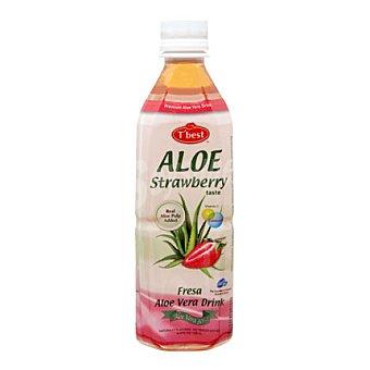 T´best Agua de Aloe Vera sabor fresa 500 ml