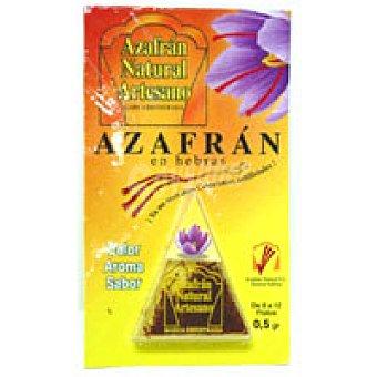 Triaselecta Azafrán en hebra Sobre 0,5 g