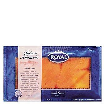 Royal Pescados Salmón ahumado Sobre 200 g