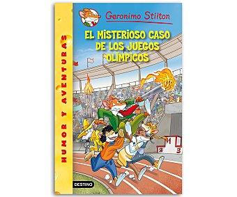 INFANTIL Geronimo Stilton 47, El misterioso caso de los juegos olímpicos, vv.aa. Género: infantil. Editorial: Destino. Descuento ya incluido en pvp. PVP anterior: 47: Misterioso..