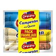 Salchichas Campesan con queso Pack de 2x190 g Campofrío