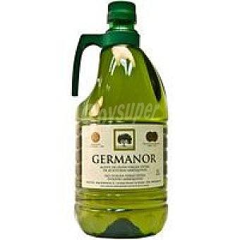 Germanor Aceite de oliva virgen extra Arbequina 2L. LES garrigues 2L