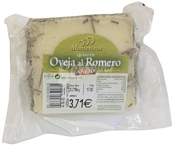 Montesinos Queso oveja añejo al romero 250 g