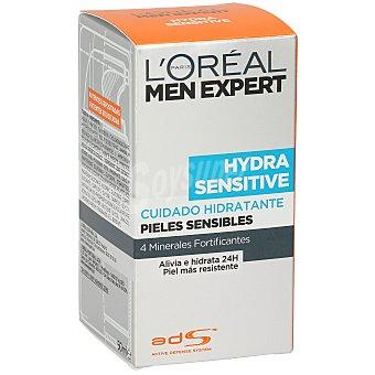 L'Oréal Men Expert Gel cuidado hidratante 24 h piel sensible hydra sensitive Frasco de 50 ml