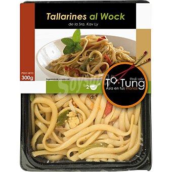 Ta Tung Tallarines al wock Envase 300 g