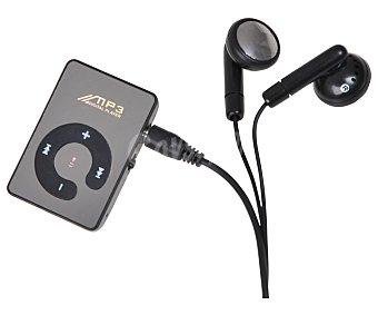 Selecline Reproductor MP3 (producto económico alcampo) sin memoria con lector de tarjetas microsd MP-0070