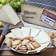 Medio queso mezcla viejo 1,30 kg Granja La Luz