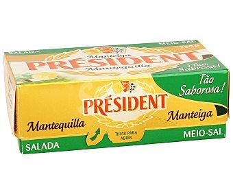 President Mantequilla con sal 250 g