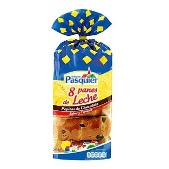 Pasquier Pan de leche con pepitas Paquete 280 g