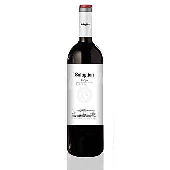 Solaguen Vino tinto crianza D.O. Rioja Botella 75 cl