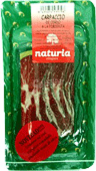 Carpaccio naturia cerdo pimienta 80 GRS