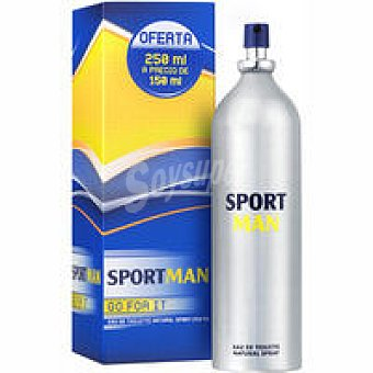 Sport Man Colonia masculina 150ml