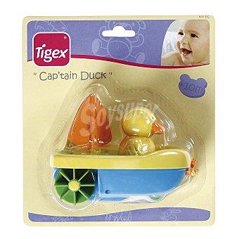 Tigex Capitán pato para baño Envase 1 u