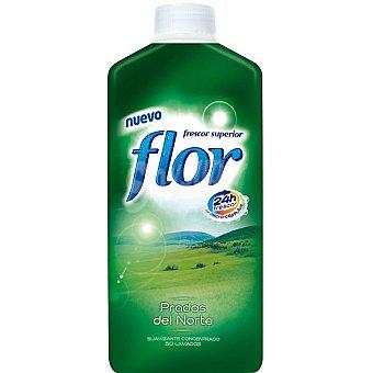 Flor suavizante concentrado Prados del Norte con micro cápsulas botella 60 dosis
