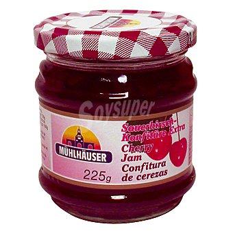 Muhlhauser Confitura de cerezas 225 g