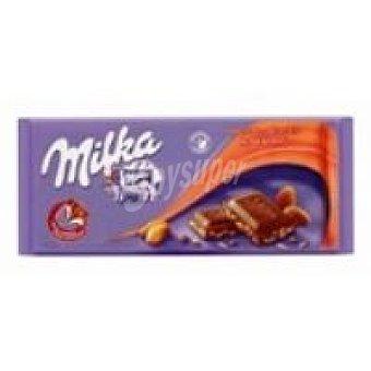 Milka Chocolate Milka con Almendras 125 g
