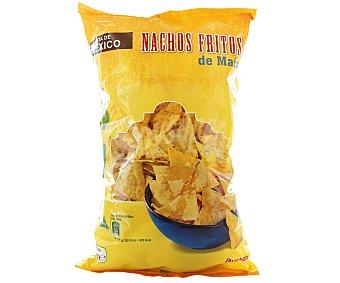 Auchan Nachos fritos de maíz 300 gramos