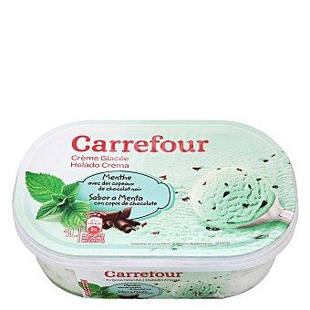 Carrefour Helado de Menta y Chocolate 1 kg