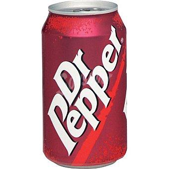 Dr. Pepper Refresco con cafeína lata 330 ml lata 330 ml
