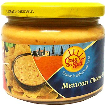 CASASUD Salsa mexicana Cheese Frasco 315 g