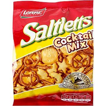 Lorenz Saltletts Satletts Cocktail Mix de galletas saladas Bolsa 180 g