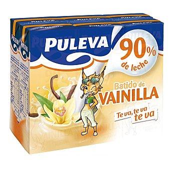 Puleva Batido de vainilla Pack 6x200 ml