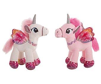 Llopis Unicornio fantasía de peluche, 26cm., varios modelos, LLOPIS.