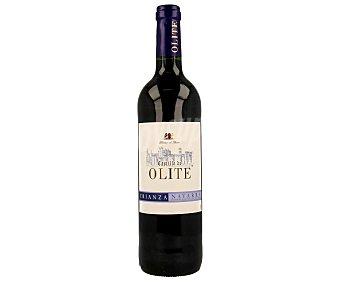 Castillo de Olite Vino Tinto Crianza Navarra Botella 75 cl