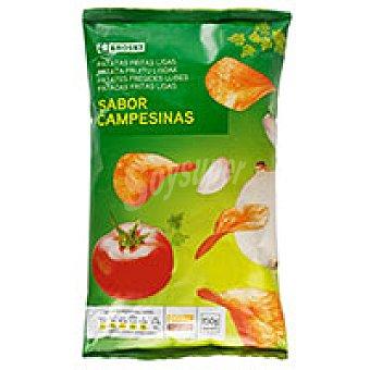 Eroski Chips campesina Bolsa 150 g