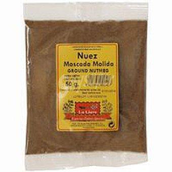 LA LLAVE Nuez moscada Bolsa 50 g