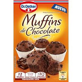 Dr. Oetker Muffins chocolate 350 g