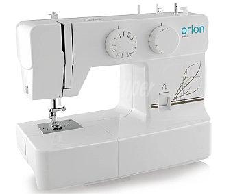 ALFA ORION 80 Máquina de coser de brazo libre, 10 puntadas automáticas, ojal automático en 4 tiempos, incluye 1 festón,