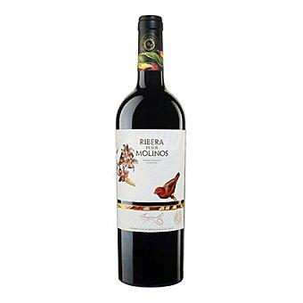 Los Molinos Vino D.O. La Mancha tinto tempranillo Ribera de los Molinos 75 cl